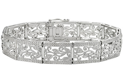 Fashion Jewelry Sterling Silver Bracelets Romantic Gifts