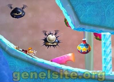 Rayman fiesta run ile mobil dünyadada efsane olma yolunda