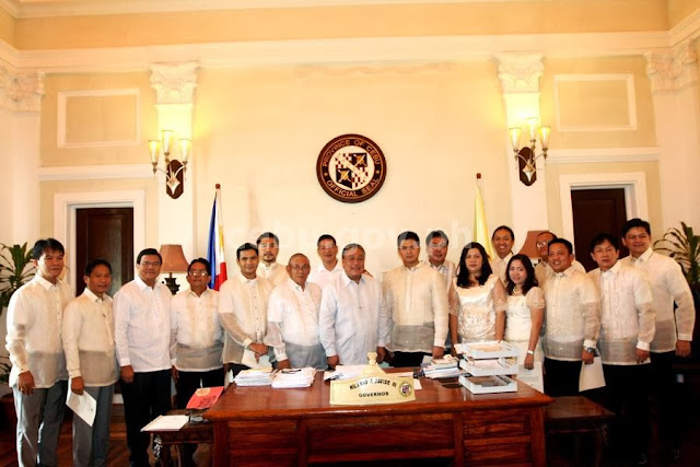 Santiago Sevilla League of Vice Mayors - Cebu
