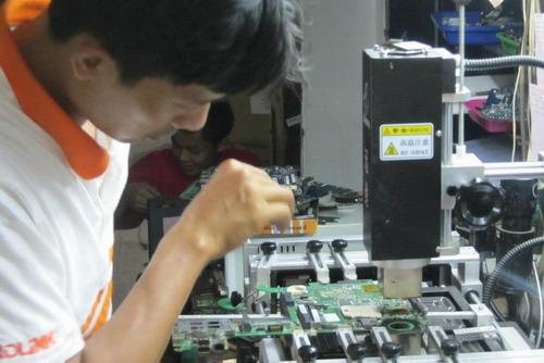 Fasilitas Kursus Service Laptop Surabaya