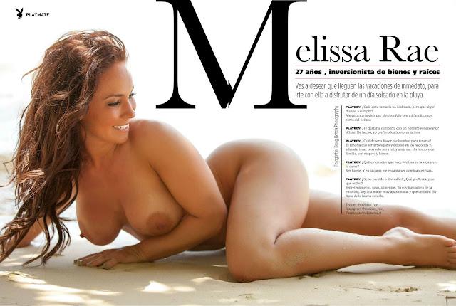 Melissa Rae desnuda