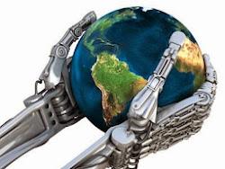 La tecnología conduce a un nuevo mundo