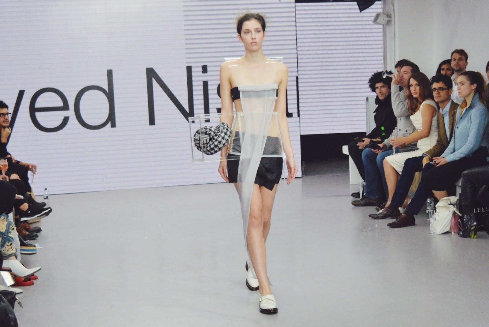 Syed Nisar, London Fashion Week SS16, FashionFake, fashion bloggers