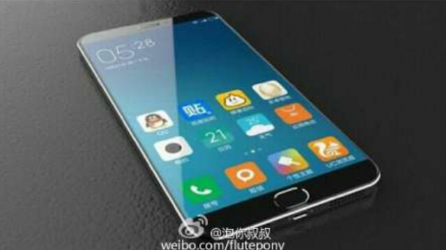 Xiaomi Mi 5 Render Leak With 2.5D Glass Screen