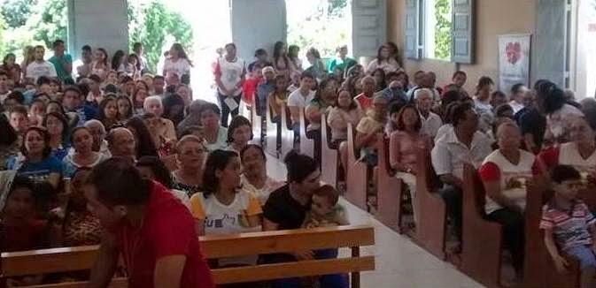 Diocese de Crato realizou encontro da IAM e JM