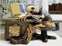 Clique no esqueleto para navegar mais rápido no Blog!!!