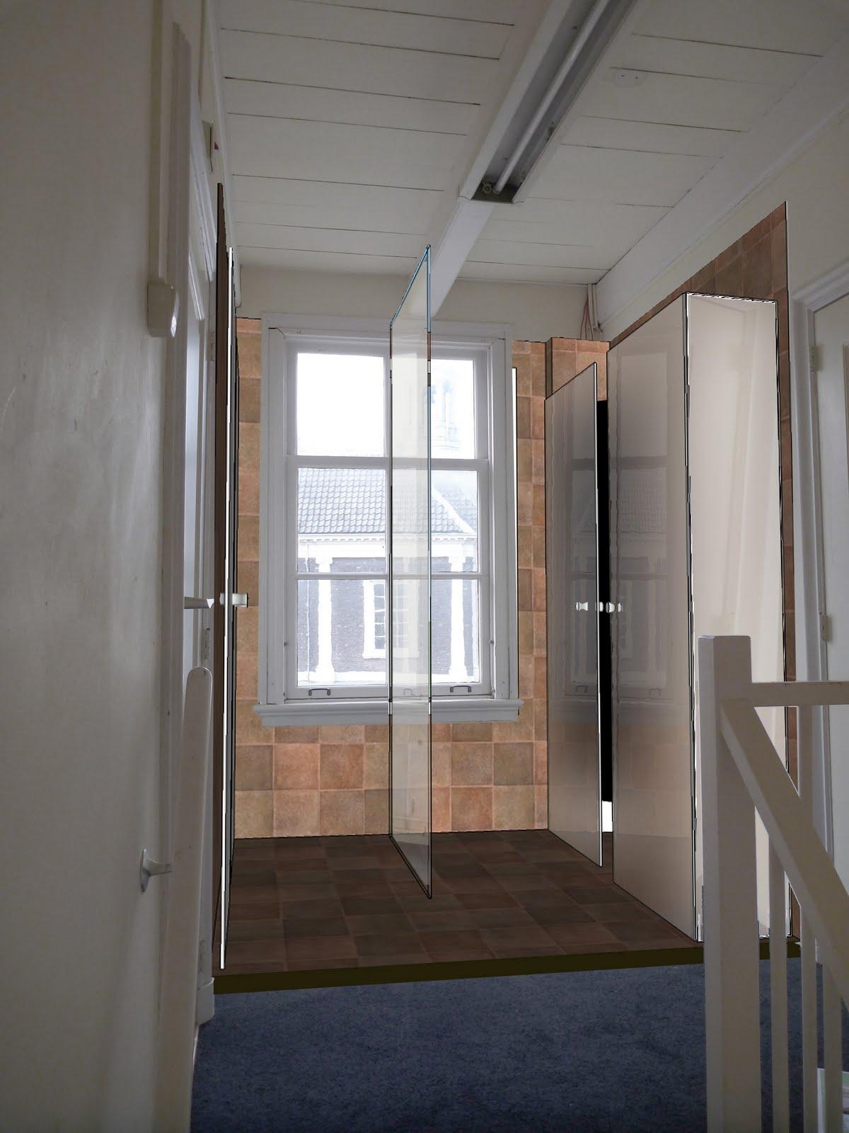 Lange haven 141 van 1650 tot straks augustus 2011 - Open douche ruimte ...