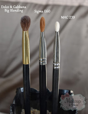 Sigma E60 Brush Review MAC 239