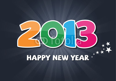 Happy New Year 2013 Wallpapers and Salutation 3