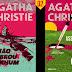 8 Belas capas de Rafael Nobre para os livros de Agatha Christie