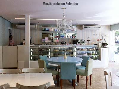 Granulado Café & Bistrô: Ambiente