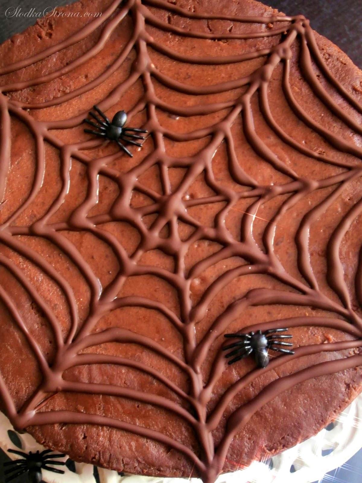 pajeczyna ciasto