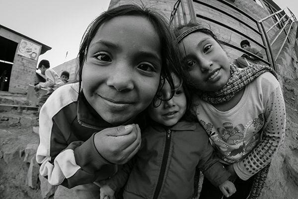 تصوير بورتريه بواسطة عدسة عين السمكة