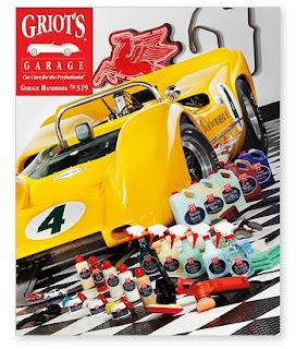 Brinde Grátis Catálogo Griots Garage