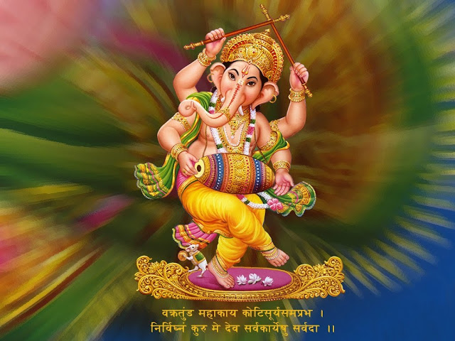 Ganesh Chaturthi 2013 greetings & sms in Hindi,telugu,tamil,marathi