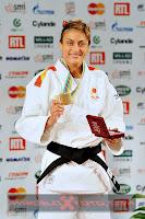 JUDO-Ana Carrascosa logra la primera medalla para España