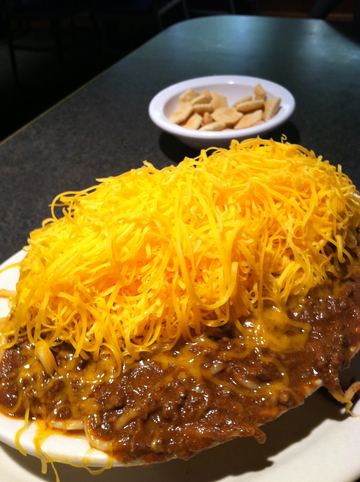 The Cooking Traveler: Skyline Chili