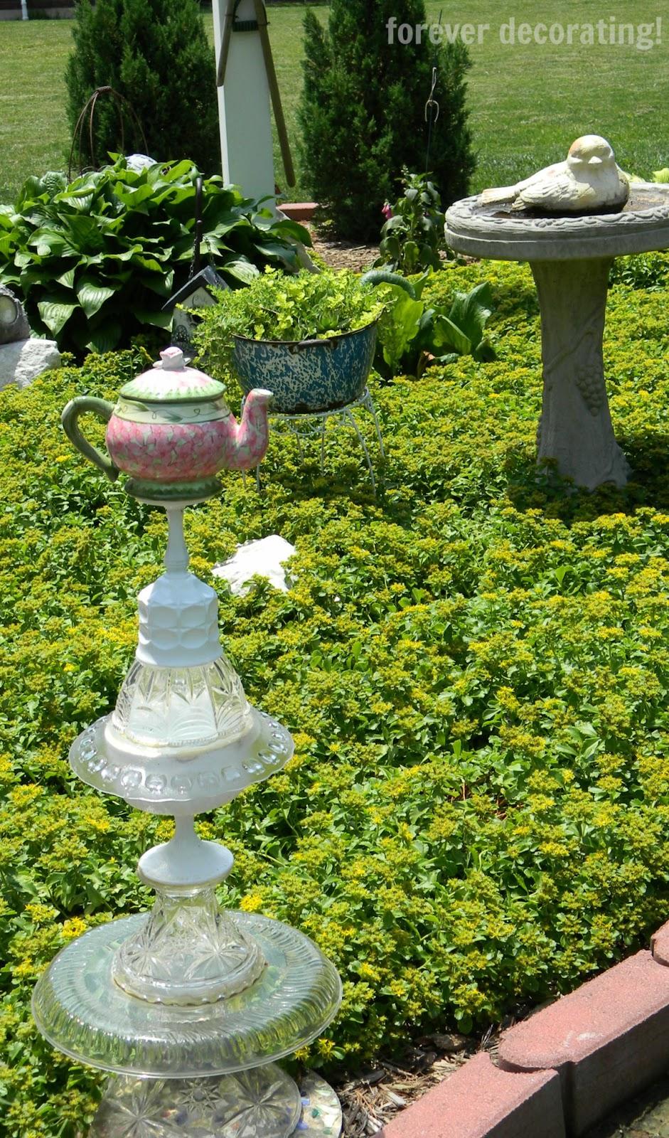 Forever Decorating Garden Whimsy Fairy Garden
