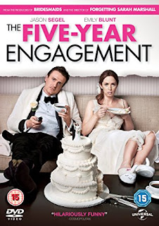 The Five-Year Engagement (2012) Hindi Dual Audio BluRay | 720p | 480p