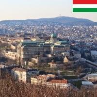 Maďarsko - Budapešť, 2015