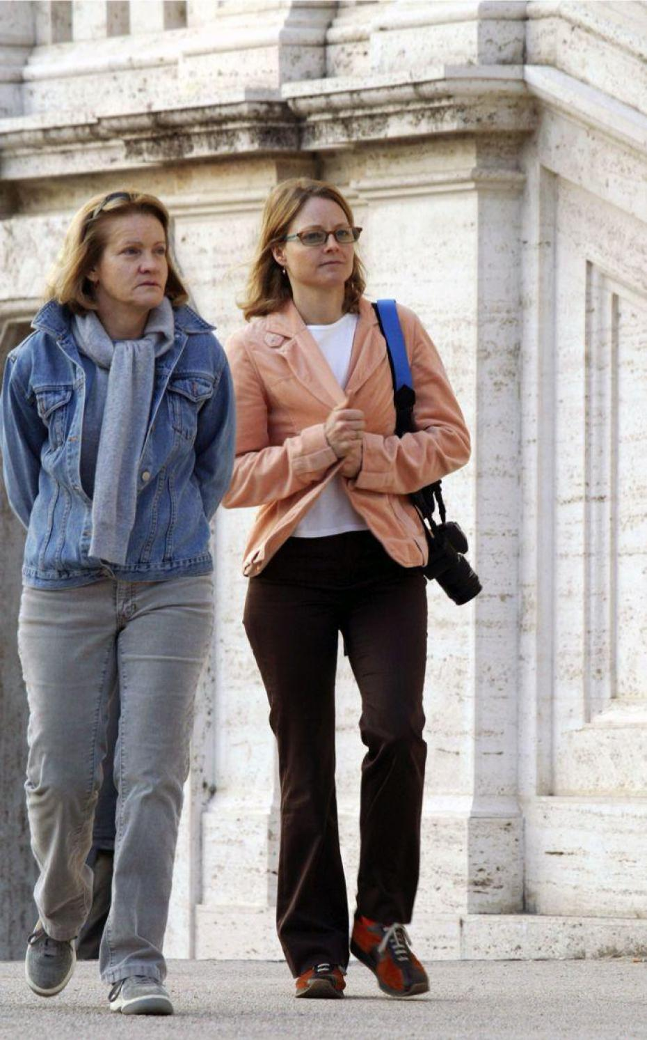 The Gallery For Gt Jodie Foster Pregnant