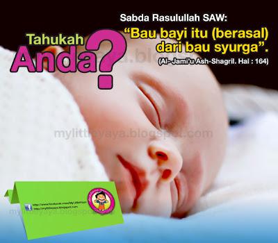 Bau Bayi Bau Syurga