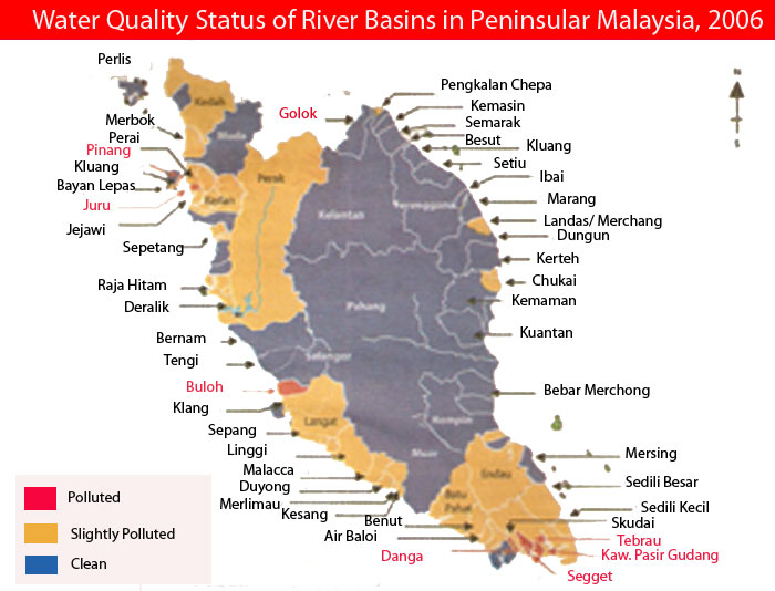 river pollution in malaysia Environmental pollution faced in malaysia environmental pollution which faced in malaysia have a long history and is of the 146 river basins monitored.
