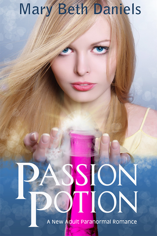 COVER REVEAL: Passion Potion by Mary Beth Daniels