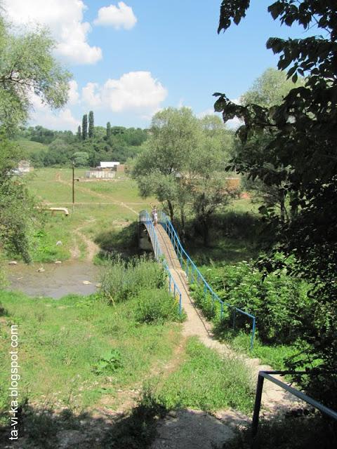 мост через Салгир