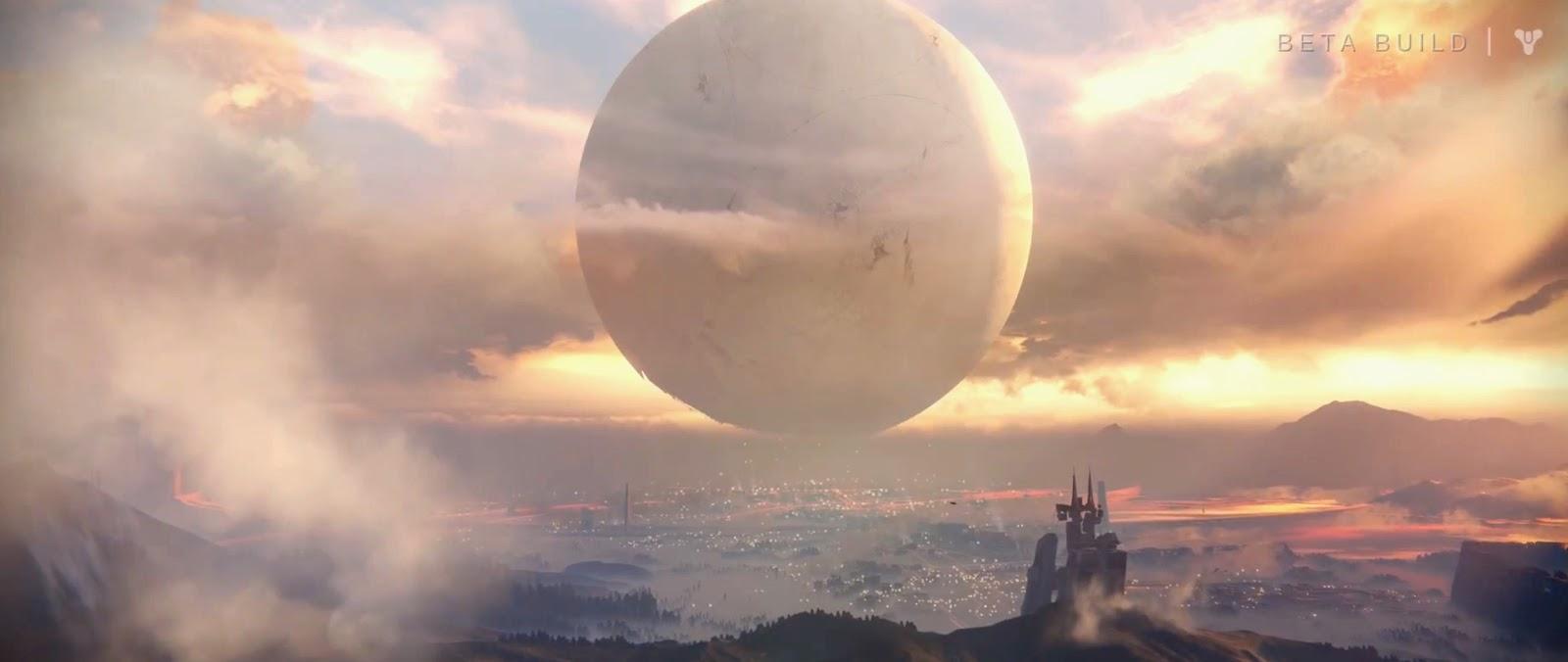 destiny traveller early shot