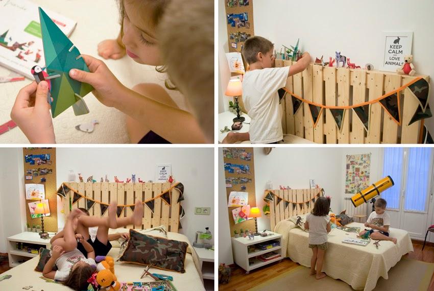 Decoramos una habitación infantil con Deco&Kids + Sorteo3