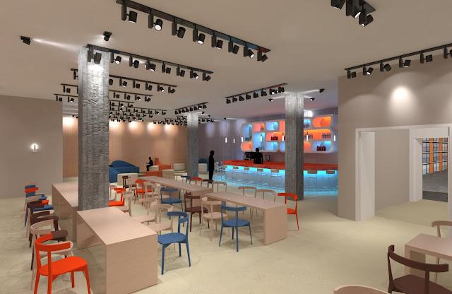 Dise o de interiores escuela de arte de motril propuesta - Escuela de diseno de interiores ...