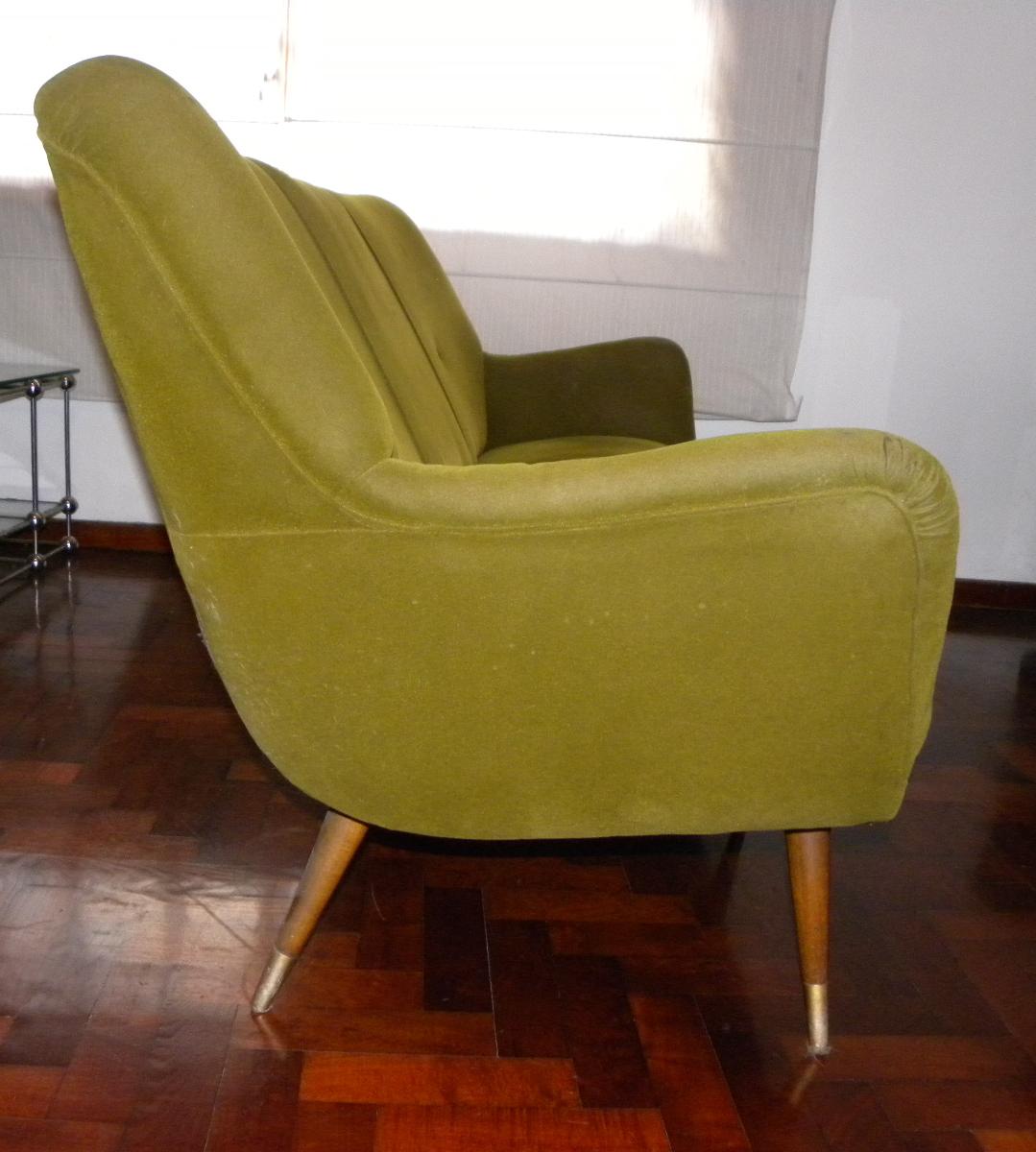 Deco retro vintage juego de sillones g ndola - Sillones vintage retro ...