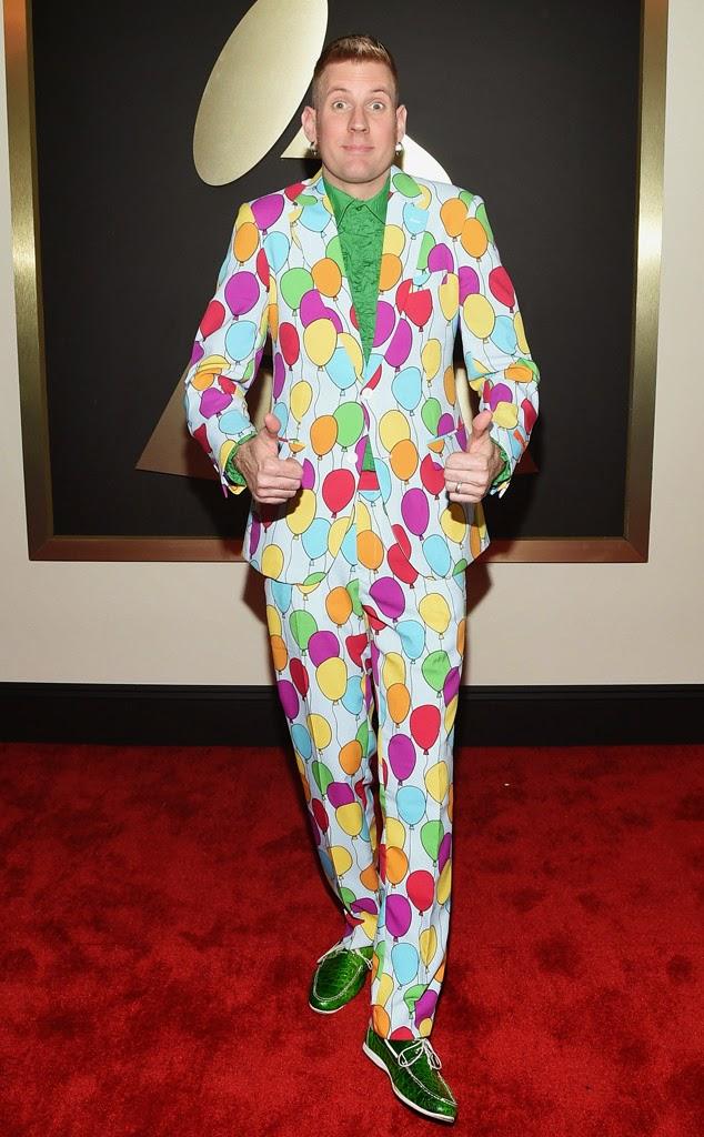 Grammys 2015 - os piores vestidos