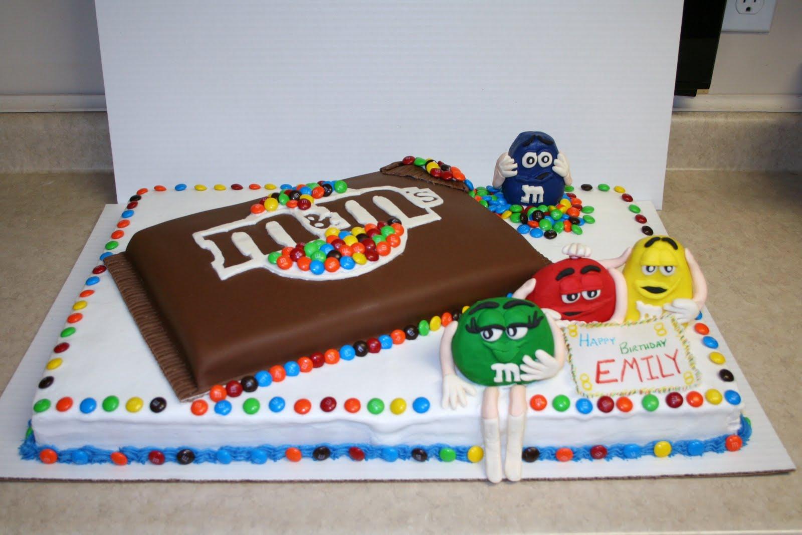 Michele Robinson Cakes MM Cake