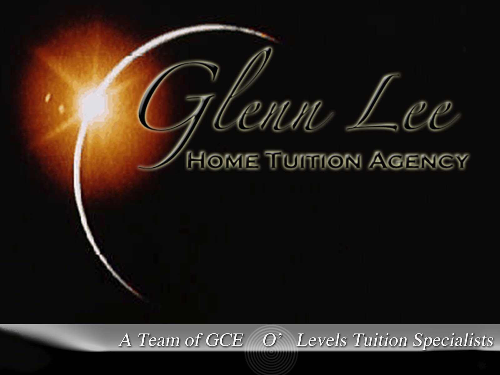 Glenn Lee Specialized Home Tuition