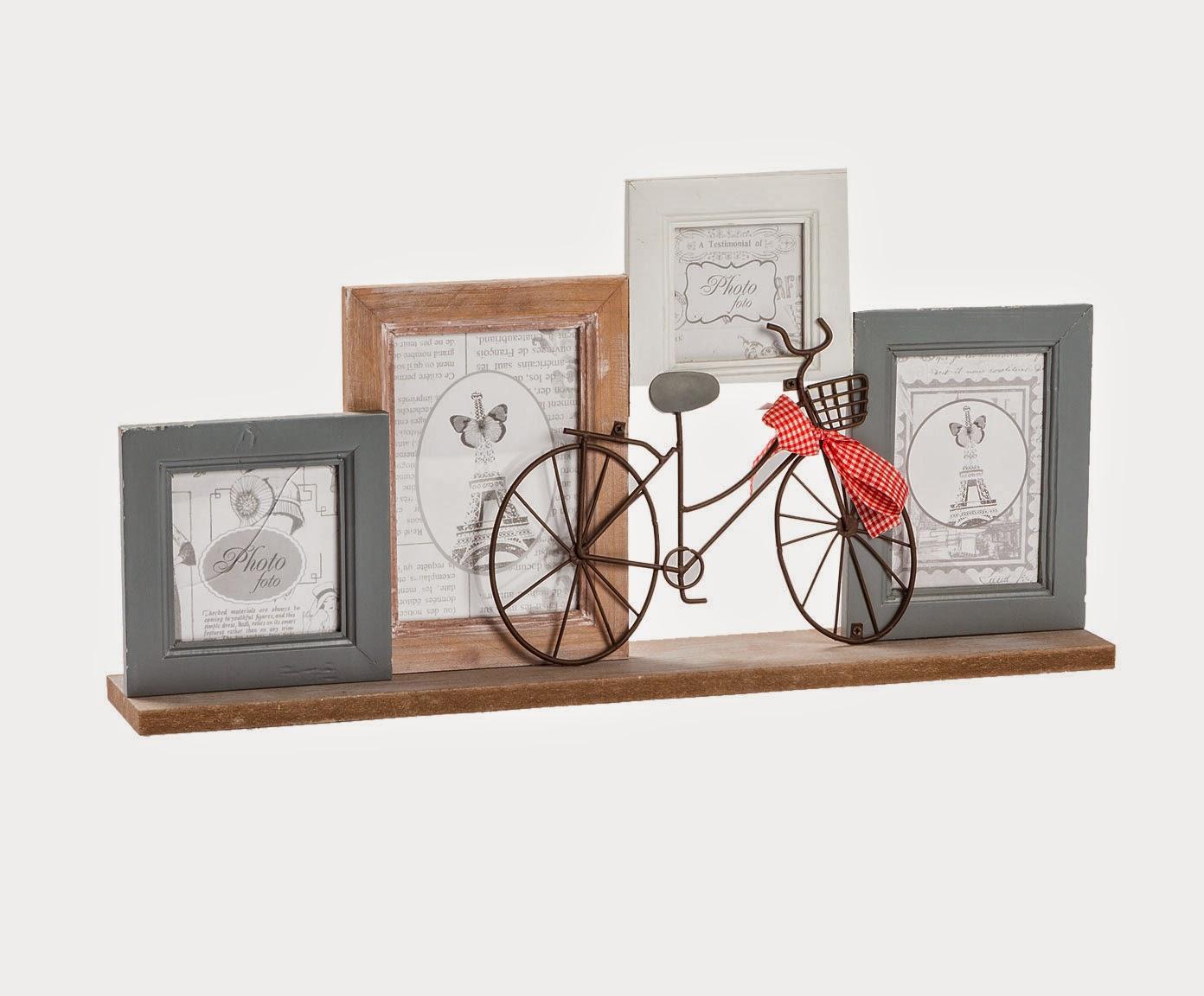 Ramka stylowy rower