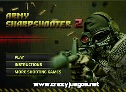 Jugar Army Sharpshooter 2