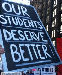 ASUU University strike in Nigeria
