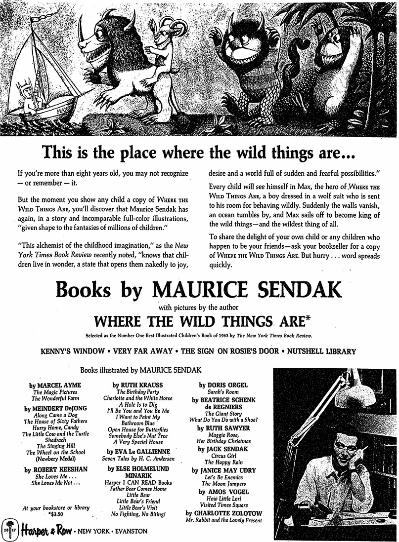 where the wild things are pdf
