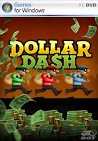 capa ou cover do game, Dollar Dash PC