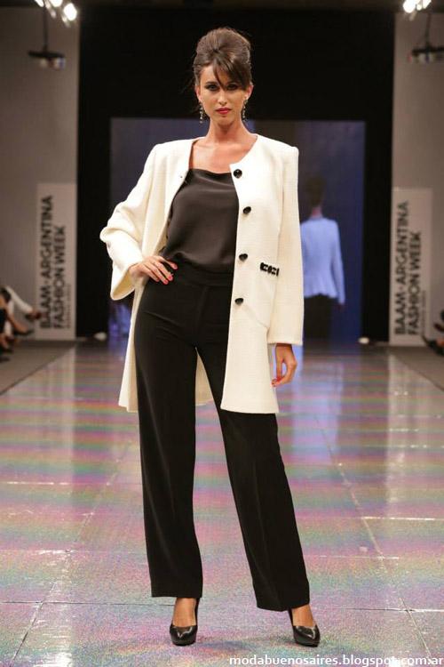 Adriana Costantini tapados de moda otoño invierno 2014
