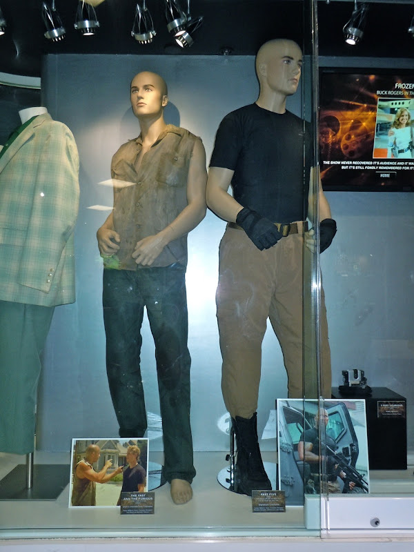 Fast and Furious movie costumes