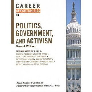 Ebook Download : Career Opportunities in Politics