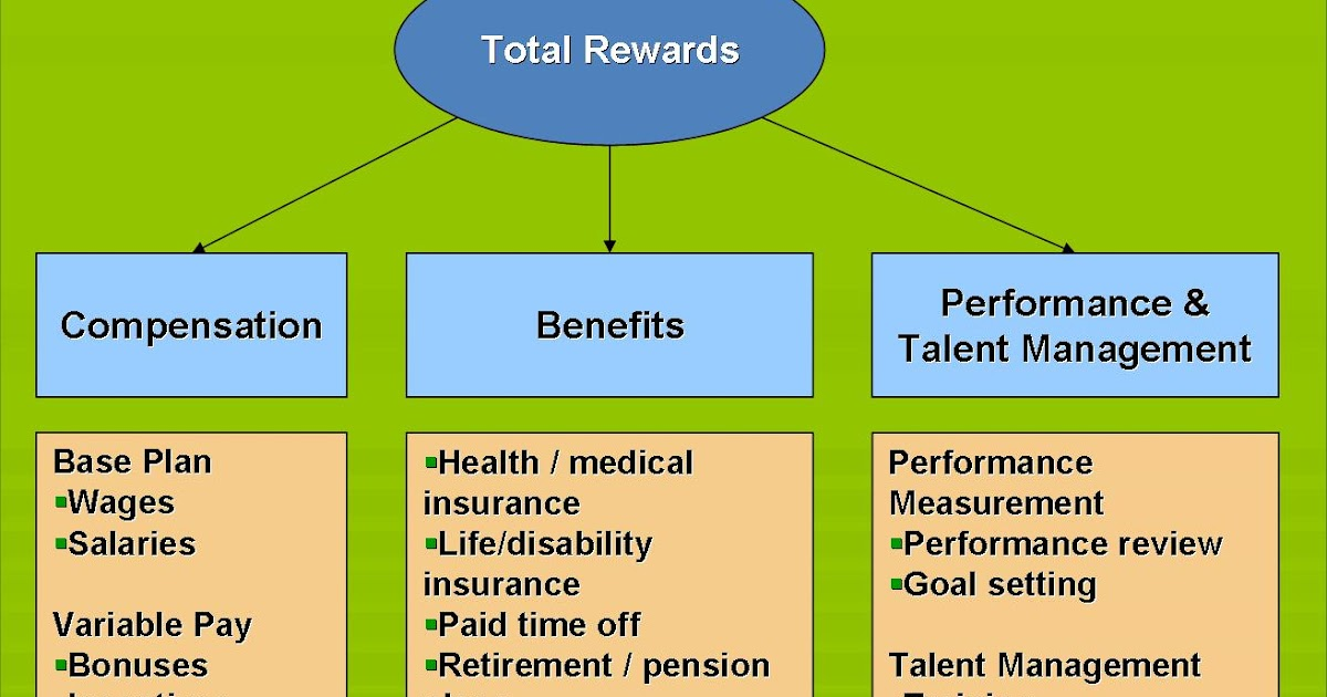 e-HRM Inc: Introduction To Total Rewards & Compensation