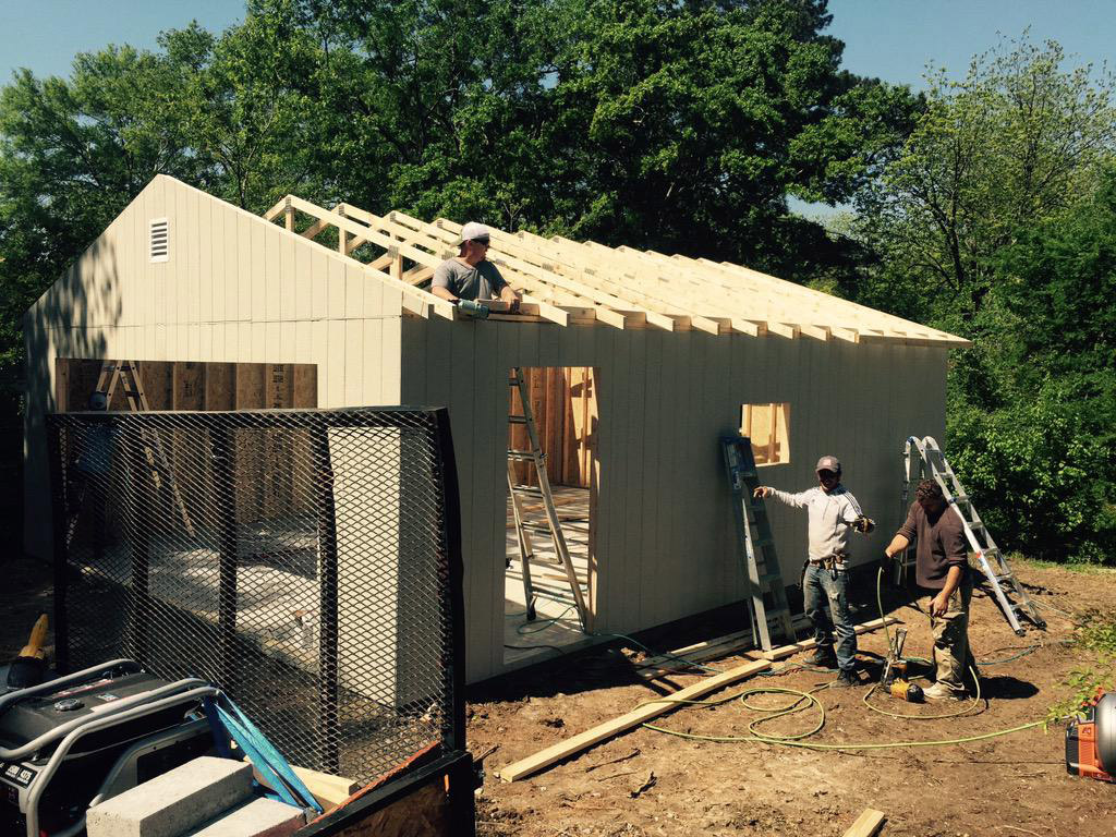 Tuff Shed At The Home Depot June 2015