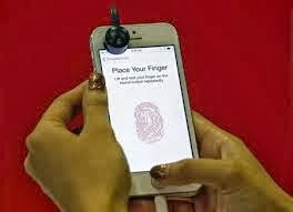 FINGER PRINT SCANNERS CAN BE HACKED BY CRIMINALS