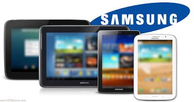 Harga Samsung Galaxy Tab Lengkap Terbaru 2013