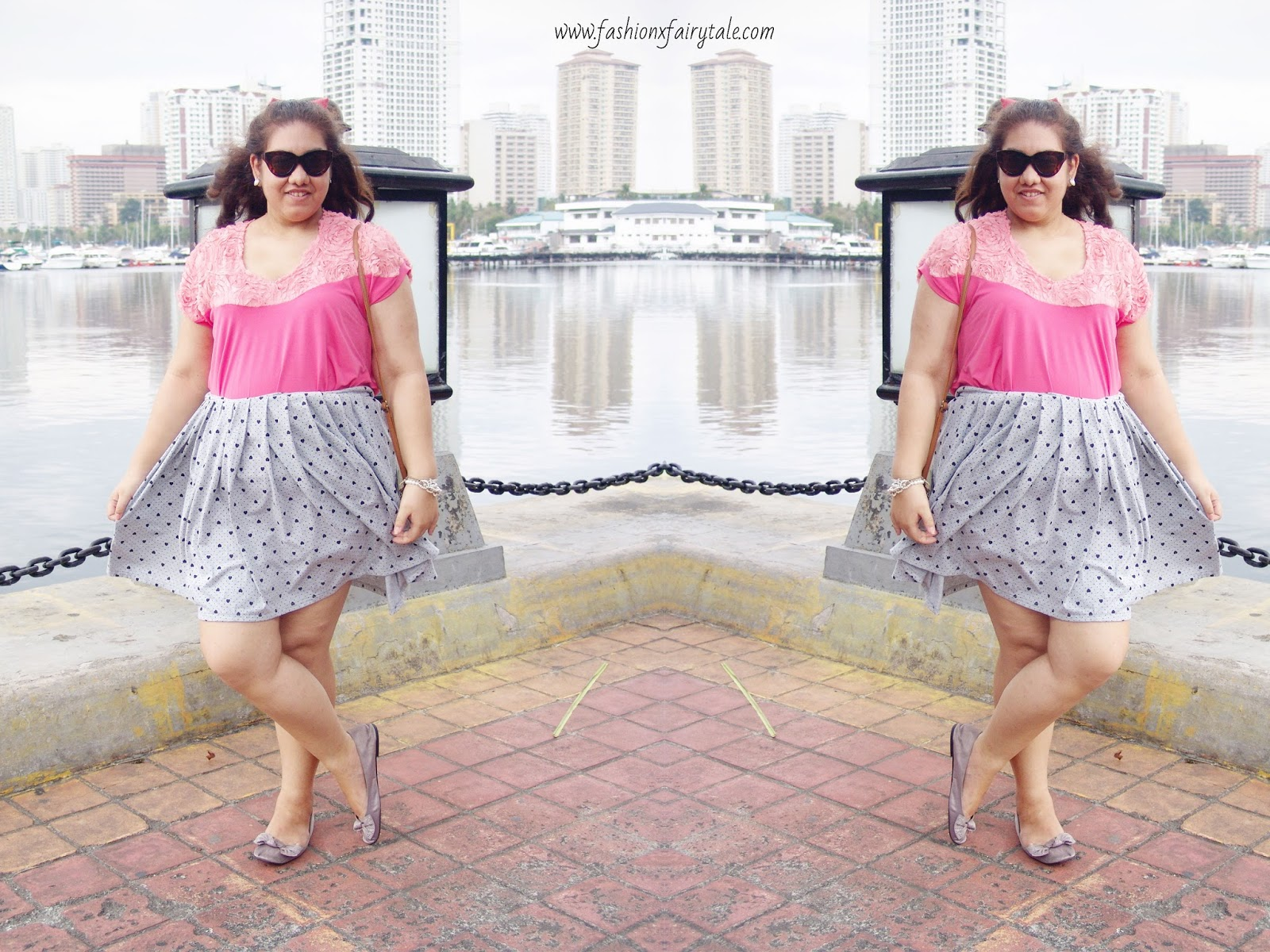 Bay Side Stroll | What I Wore