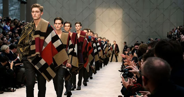 Burberry A/W 2014 Menswear
